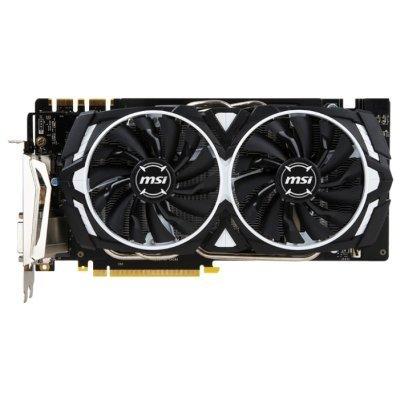 ���������� �� MSI GeForce GTX 1070 1556Mhz PCI-E 3.0 8192Mb 8008Mhz 256 bit DVI HDMI HDCP (GTX 1070 ARMOR 8G OC)