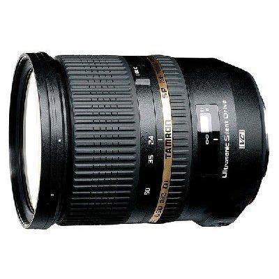 Объектив для фотоаппарата Tamron Объектив SP 24-70мм F/2.8 Di (со стабилизатором) USD для Canon (A007E)