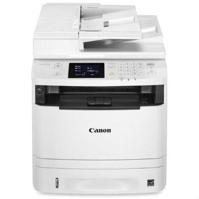 Монохромный лазерный МФУ Canon i-SENSYS MF416dw (0291C046) монохромный лазерный принтер canon i sensys lbp253x 0281c001