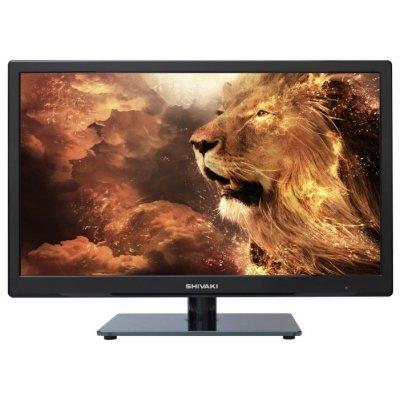 ЖК телевизор Shivaki 24 STV-24LED15 (STV-24LED15)ЖК телевизоры Shivaki<br>ЖК-телевизор, 720p HD диагональ 24 (61 см) HDMI, USB, DVB-T2 тип подсветки: Edge LED<br>