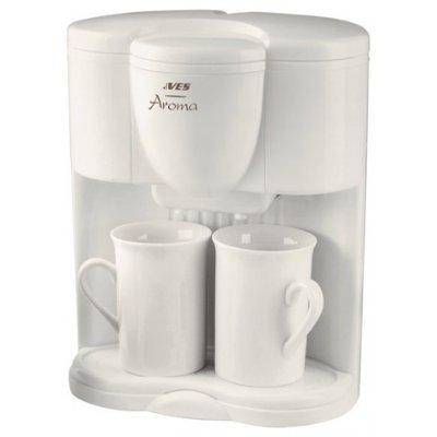 Кофеварка Ves V-FS5 (V-FS5)Кофеварки Ves <br>капельная кофеварка для молотого кофе корпус из пластика<br>