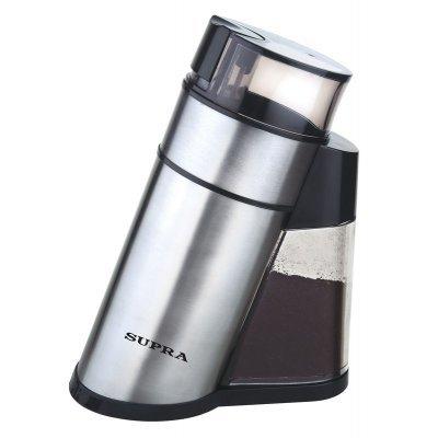 Кофемолка Supra CGS-532 серебристый (10566)