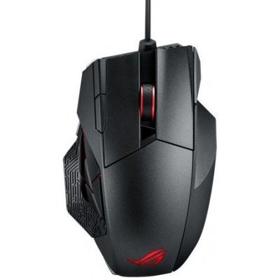 Мышь ASUS ROG SPATHA (90MP00A1-B0UA00)Мыши ASUS<br>Мышь ASUS ROG SPATHA USB Wired<br>