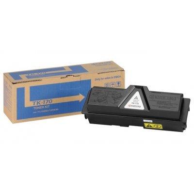 Тонер-картридж для лазерных аппаратов Kyocera TK-170 черный дл FS 1320/ P2135 Ecosys (7200стр.) (1T02LZ0NLC)Тонер-картриджи для лазерных аппаратов Kyocera<br><br>