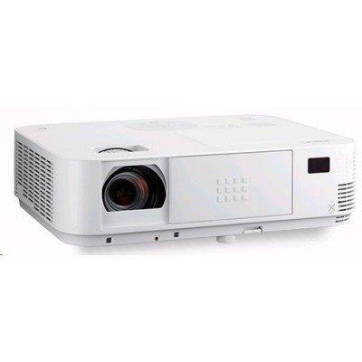 Проектор NEC projector M363W (M363W)Проекторы NEC<br>, DLP, WXGA, 3600AL, 10.000:1<br>