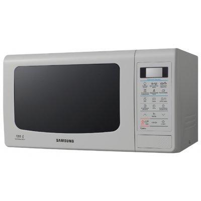 Микроволновая печь Samsung GE83KRQS-3 (GE 83 KRQS 3) микроволновая печь samsung ge83krqs 3 800 вт серебристый ge83krqs 3