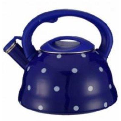 Чайник Zeidan Z-4116-01 (Z 4116-01)Чайники Zeidan <br>Z-4116-01 Чайник со свист 3,2л.,нерж.сталь, инд.дно, подвиж.бакел.ручка Zeidan<br>