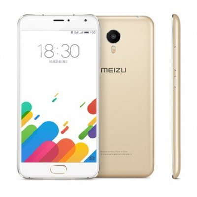 Смартфон Meizu M3 Note 32Gb золотистый/белый (L681H-32-GW)Смартфоны Meizu<br>M3 Note Gold White, 5.5&amp;amp;#039;&amp;amp;#039; 1920x1080, 1.8GHz+1.0GHz, 4+4 Core, 3GB RAM, 32GB, up to 128GB flash, 13Mpix/5Mpix, 2 Sim, 2G, 3G, LTE, IRDA, BT, Wi-Fi, GPS, Glonass, 4100mAh, Android 5.1, 163g, 153,6x8.2x75.5, gorilla glass<br>