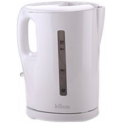 Электрический чайник Smile WK 5109 (WK 5109)Электрические чайники Smile <br>WK 5109 Чайник 1,7 спираль белый SMILE<br>