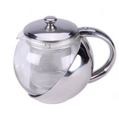 Чайник Zeidan Z-4102 (Z 4102)Чайники Zeidan <br>Z-4102 Чайник заварочный 550 мл., термост.стекло Zeidan<br>