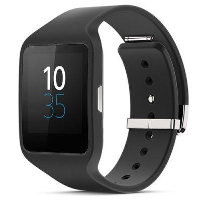 все цены на Фитнес-браслет Sony SmartBand 2 SWR12 черный (SWR12 Black) онлайн