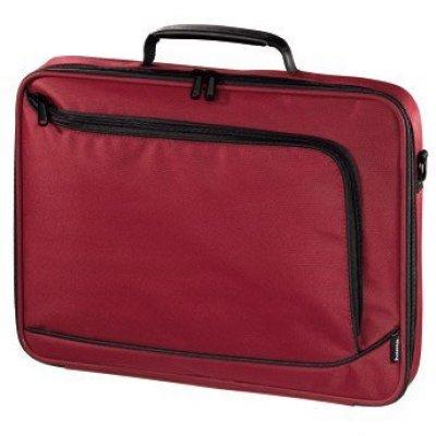 Сумка для ноутбука Hama 15.6 Sportsline Bordeaux красный (101174) сумка для ноутбука 17 3 hama sportsline bordeaux черно серый полиэстер 101094