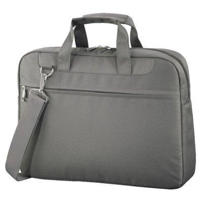 Сумка для ноутбука Hama 15.6 Ghana серый (99101247) сумка для ноутбука 17 3 hama sportsline bordeaux черно серый полиэстер 101094