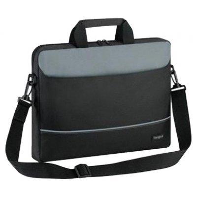 Сумка для ноутбука Targus 15.6 Intellect TBT238EU-50 черный (TBT238EU-50)Сумки для ноутбуков Targus<br>Сумка для ноутбука 15.6 Targus Intellect TBT238EU-50 черный нейлон<br>
