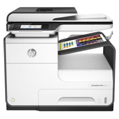 Цветной струйный МФУ HP PageWide 377dw (J9V80B#A80)