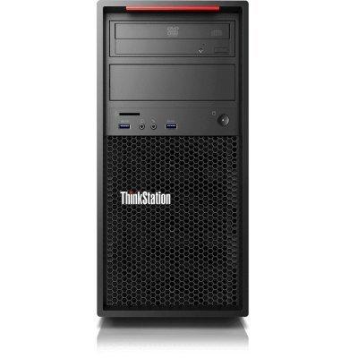 Рабочая станция Lenovo ThinkStation P310 (30AT0043RU) (30AT0043RU)Рабочие станции Lenovo<br>, TWR INTEL CORE I7_6700 3.4GHZ, 1 x 8GB NON_ECC 2133MHZ UDIMM, 1 x 2.5_256GB SATA SSD, NVIDIA K620 2Gb, DVD-RW, 250W PSU, W10P DG W7P64_RUSSIAN<br>