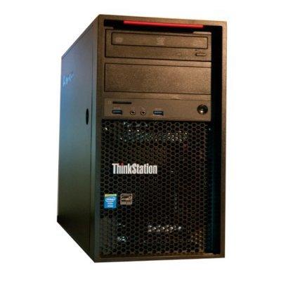 Рабочая станция Lenovo ThinkStation P310 (30AT0059RU) (30AT0059RU)Рабочие станции Lenovo<br>, TWR, INTEL CORE I7_6700 3.4GHZ, 2 x 8GB NON_ECC 2133MHZ UDIMM, 1 x 2.5_256GB SATA SSD, NVIDIA_M2000_4Gb, DVD-RW, 250W PSU, WIN10 PRO64_RUSSIAN<br>