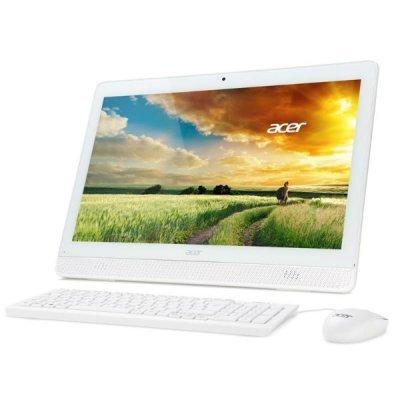 Моноблок Acer Aspire Z1-612 (DQ.B2QER.010) белый (DQ.B2QER.010)Моноблоки Acer<br>Моноблок Acer Aspire Z1-612 19.5 HD+ P N3700/4Gb/1Tb/HDG/DVDRW/Windows 10 Home Single Language/WiFi/BT/клавиатура/мышь/белый 1600x900<br>