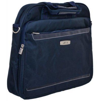 Сумка для ноутбука Jet.A LB15-49 темно-синий (LB15-49)