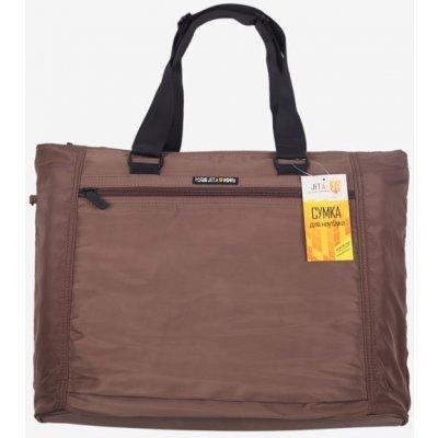 Сумка для ноутбука Jet.A LB15-70 светло-коричневый (LB15-70)  цена