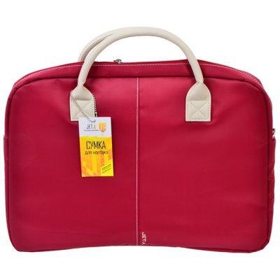 Сумка для ноутбука Jet.A LB15-72 красный (LB15-72)