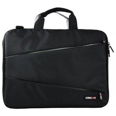 Сумка для ноутбука Crown CMB-551 черный (CMB-551)Сумки для ноутбуков Crown<br>Сумка для ноутбука CROWN CMB-551 (black) 15,6<br>