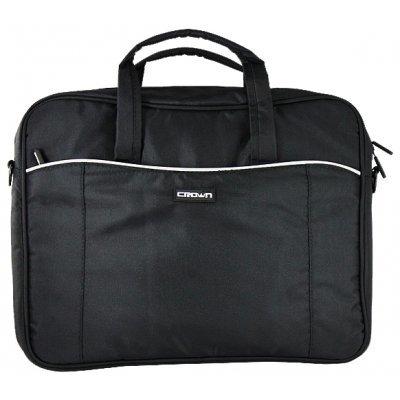 Сумка для ноутбука Crown CMB-554 черный (CMB-554)Сумки для ноутбуков Crown<br>Сумка для ноутбука CROWN CMB-554 (black) 15,6<br>