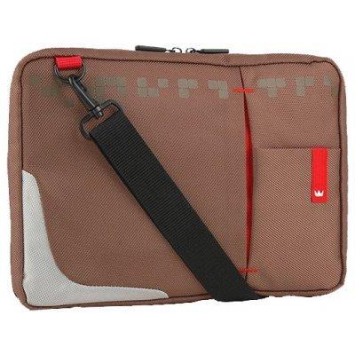 Сумка для ноутбука Crown CMSBG-4410BN коричневый (CMSBG-4410BN)