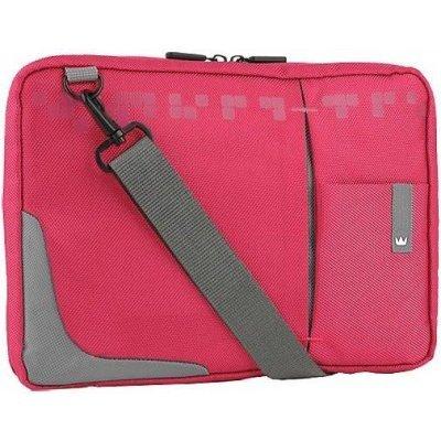 Сумка для ноутбука Crown CMSBG-4410P розовый (CMSBG-4410P)Сумки для ноутбуков Crown<br>Сумка для ноутбука CROWN CMSBG-4410P (Genuine Series) pink 10,2<br>