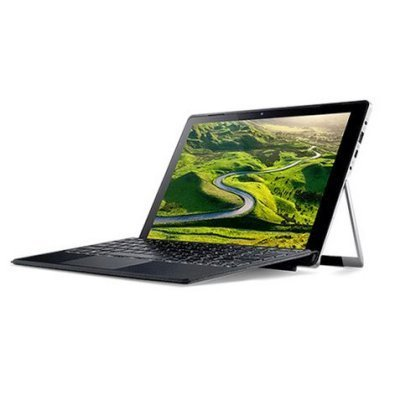 Планшетный ПК Acer Aspire Switch Alpha 12 SA5-271-36YQ (NT.LCDER.009) (NT.LCDER.009)Планшетные ПК Acer<br>Aspire Switch Alpha 12 SA5-271-36YQ  12.0   FHD+(2160x1440) IPS/Intel Core i3-6100U 2.3GHz Dual/4GB/96GB/no3G/WiFi ac/BT4.0/USB-C 3.1/2.0MP+5.0MP/microSDXC/4870mAh/8.0h/1.25kg/W10/1Y/IRON/KB<br>