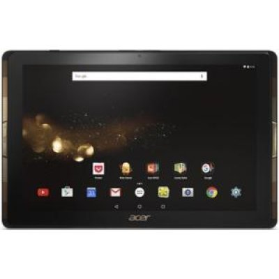 Планшетный ПК Acer Iconia Tab 10 A3-A40 (NT.LCBEE.010) (NT.LCBEE.010)Планшетные ПК Acer<br>Iconia Tab 10 A3-A40  10.1&amp;amp;#039;&amp;amp;#039; WUXGA(1920x1200) IPS/MediaTek MT8163 1.3GHz Quad/2GB/32GB/no3G/GPS+GLONASS/WiFi ac/BT4.0/microUSB/2.0MP+5.0MP/microSD/6100mAh/9.0h/529g/A6.0/1Y/BLACK/GOLD<br>