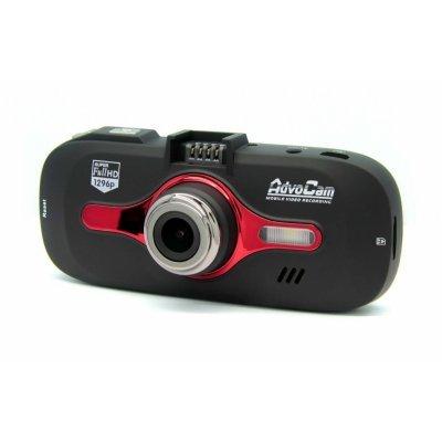 Видеорегистратор AdvoCam FD8-RED II (FD8-RED II) advocam профессиональный автомобильный видеорегистратор fd8 black 320x240 ночной режим