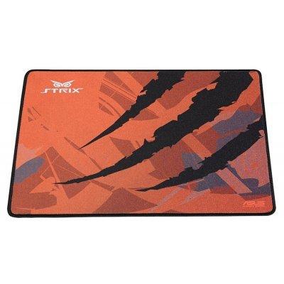 купить Коврик для мыши Asus Strix GLIDE SPEED оранжевый/черный (90YH00F1-BDUA00) онлайн