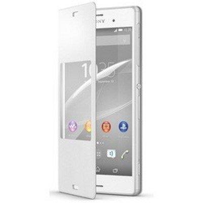 ����� ��� ��������� Sony ��� Xperia Z3 � ������� Style-Up ����� SCR24 White (SCR24 White)