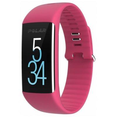все цены на Умные часы Polar A360 розовый (90057443) онлайн