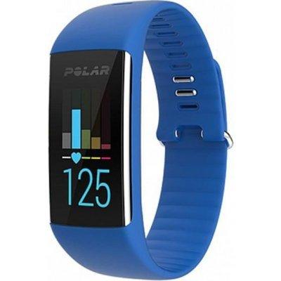 Умные часы Polar A360 синий (90057448)Умные часы Polar<br>фитнес-браслет<br>влагозащищенный<br>сенсорный ЖК-экран, 1.18, 80x160<br>уведомление о входящем звонке<br>совместимость с Android, iOS, Windows, OS X<br>мониторинг сна, калорий, физ. активности<br>
