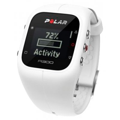 Умные часы Polar A300 HR белый (90054236)