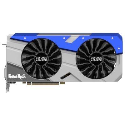 ���������� �� Palit GeForce GTX 1070 1556Mhz PCI-E 3.0 8192Mb 8000Mhz 256 bit DVI HDMI HDCP (NE51070T15P2-1041G)