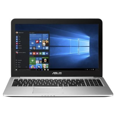 Ноутбук ASUS K501UW-DM026T (90NB0BQ2-M00700) (90NB0BQ2-M00700)Ноутбуки ASUS<br>Special Model Intel i5 6200U/8Gb/1TB+128GB SSD/15.6 FHD(1920x1080)матовый/NO ODD/Nvidia GTX960 2GB/Wi-Fi/Windows 10 Home<br>