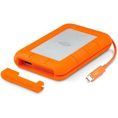 Внешний жесткий диск LaCie LAC9000602 1TB (LAC9000602)Внешние жесткие диски LaCie<br>Внешний жесткий диск LaCie LAC9000602 1TB Rugged Thunderbolt &amp;amp; USB 3.0 SSD w integrated cable<br>
