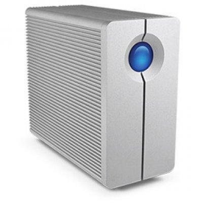 Внешний жесткий диск LaCie LAC9000495 10TB (LAC9000495)Внешние жесткие диски LaCie<br>Внешний жесткий диск LaCie LAC9000495 10TB 2big Quadra 3.5 FW800 &amp;amp; USB 3.0 7200RPM RAID<br>