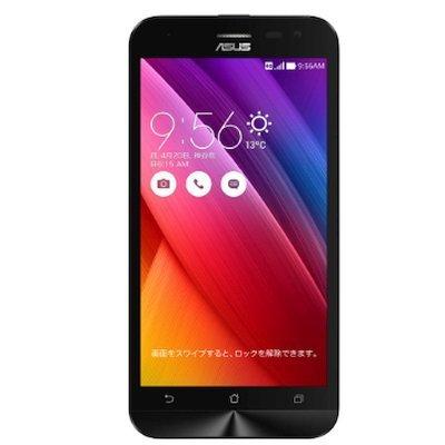 Смартфон ASUS ZenFone 2 Laser ZE550KL 32Gb черный (90AZ00L1-M02710)