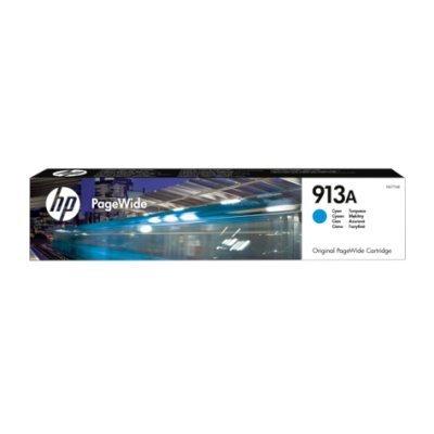 картридж для струйных аппаратов hp 980 d8j10a черный d8j10a Картридж для струйных аппаратов HP 913A Cyan (F6T77AE)