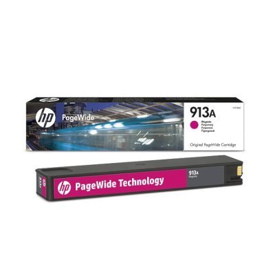 картридж для струйных аппаратов hp 980 d8j10a черный d8j10a Картридж для струйных аппаратов HP 913A Magenta (F6T78AE)