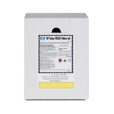 Картридж для струйных аппаратов HP Scitex FB250 Yellow Ink (CH218A) картридж для струйных аппаратов hp 728 yellow ink f9j61a