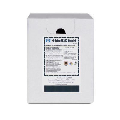 Картридж для струйных аппаратов HP Scitex FB250 Black Ink (CH219A) картридж для струйных аппаратов hp cn622ae голубой cn622ae