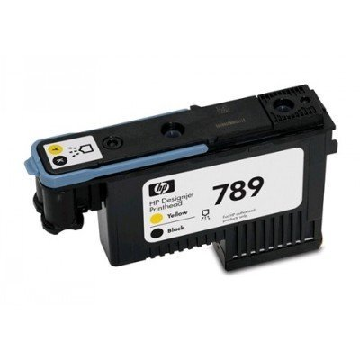 Картридж для струйных аппаратов HP 789 CH612A Yellow (CH612A)  1x 789 printhead yellow black for hp 789 l25500 printer head ch612a