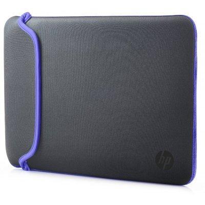 все цены на Чехол для ноутбука HP 15.6 Chroma Sleeve Grey/Pur (V5C32AA) онлайн