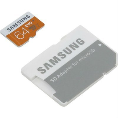 Карта памяти Samsung MB-MP64DA (MB-MP64DA/RU)Карты памяти Samsung<br><br>