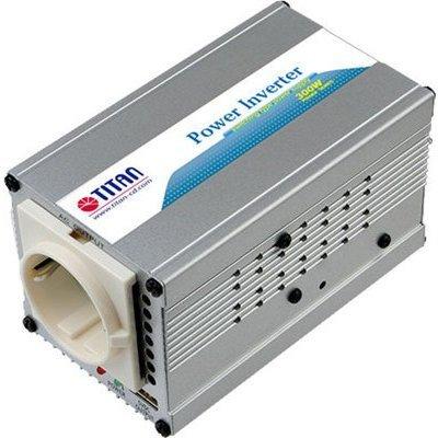 Автомобильный инвертор Titan TP-300L6 (TP-300L6)Автомобильные инверторы Titan<br>Автоинвертер Titan TP-300L6 300Вт<br>